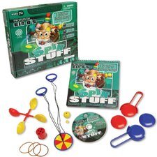 <strong>Tedco Toys</strong> I Know Science DVD Spin Stuff