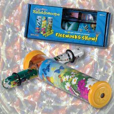 <strong>Tedco Toys</strong> Butterfly Led Kaleidoscope