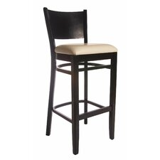 <strong>Beechwood Mountain LLC</strong> Winston Bar Stool with Cushion
