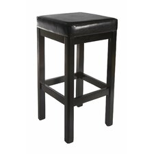 "<strong>Beechwood Mountain LLC</strong> 32"" Bar Stool with Cushion"
