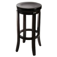 "<strong>Beechwood Mountain LLC</strong> Arias 30.25"" Swivel Bar Stool"