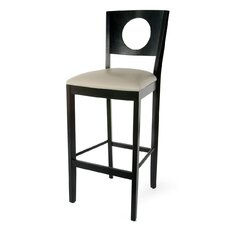 Carol Bar Stool with Cushion