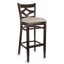 <strong>Beechwood Mountain LLC</strong> Rego Bar Stool with Cushion