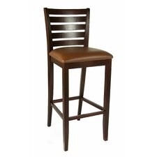 <strong>Beechwood Mountain LLC</strong> Sisley Bar Stool with Cushion