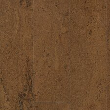 "Corkcomfort 5-1/2"" Engineered Cork Flooring in Flock Auburn"