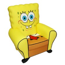 Nickelodeon SpongeBob Square Pants Kid's Club Chair