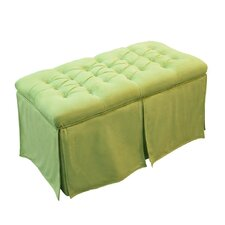 Magical Tufted Toy Box