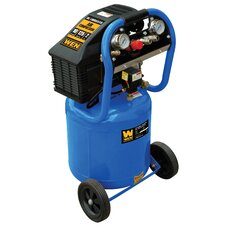 10 Gallon 2 HP Vertical Tank Air Compressor