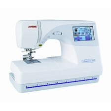 Computerized Memory Craft Sewing and Embroidery Machine
