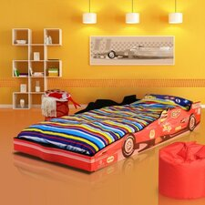 F1 Racing Car Bed Frame