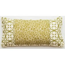 Outdoor Living Patched Pillow