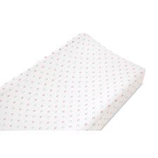 Classic Make Believe Funny Argyle Changing Pad Cover
