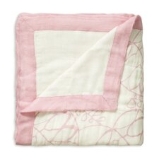 Bamboo Leafy Dream Rayon Blanket