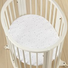 Classic Night Sky Stokke Sleepi Crib Sheet