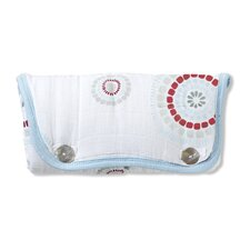 Classic Liam The Brave Medallion Portable Changing Pad