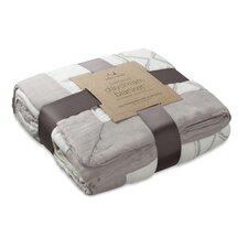 Bamboo Latticework Daydream Silk Rayon Blanket