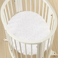 Classic Lovely Stokke Sleepi Crib Sheet