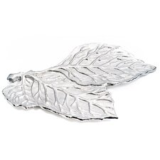 Costa Brava Decorative Leaf Figurine