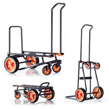 <strong>Gruv Gear</strong> Solo Series Lite - Convertible Lightweight Personal Utility Cart / Dolly / Handtruck