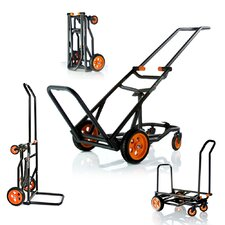Solo Series V-Cart Hand Truck/Platform Dolly