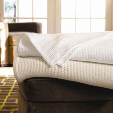 Riviera Egyptian Cotton Blanket
