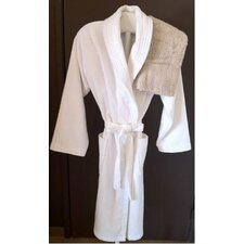 <strong>Peacock Alley</strong> Plush Bath Robe