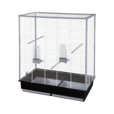 Rebecca Bird Cage in White