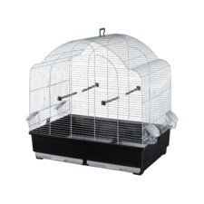 Cecile Bird Cage in Grey