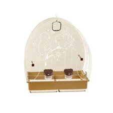 Agata Bird Cage in Cream