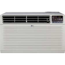 12000 BTU Energy Efficient Window-Mounted Air Conditioner with Remote
