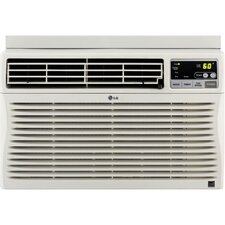 10000 BTU Energy Efficient Window-Mounted Air Conditioner with Remote