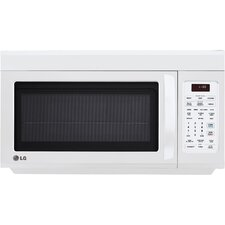 1.8 Cu. Ft. 1100 Watt Over The Range Microwave Oven