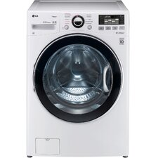 <strong>LG</strong> Energy Star 4.0 Cu. Ft. Ultra Large Capacity Front Load Washer with TurboWash