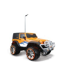 R/C Off-Road Jeep Wrangler Rubicon
