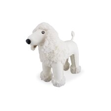 Classic Poodle Bookend
