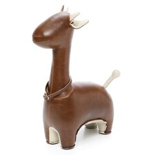 Ida the Giraffe Bookend