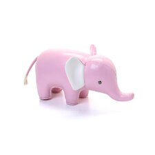 Classic Elephant Bookend
