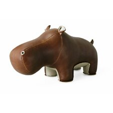 Budy the Hippo Book End