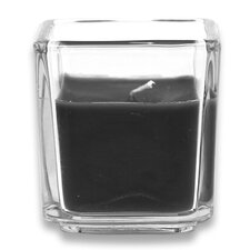 Square Glass Votive Candle