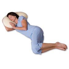 Big Curve 500 Thread Count Ergonomic Body Pillow