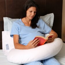 Snoozer® Premium Hypoallergenic Upper Body Pillow with Pillowcase