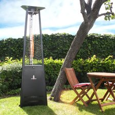 Lite Liquid Propane Gas Patio Heater