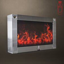 Giovanni LED Wall Fireplace/Electric Patio Heater