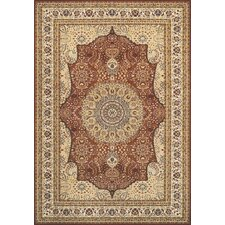 Royal Classic Brown Contemporary Rug