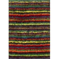 Festival Multi Striped Contemporary Rug