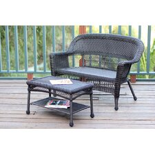 2 Piece Loveseat Seating Group