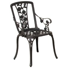 Rose Series Dining Arm Chair