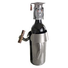 Female Graduate Wine Bottle Holder