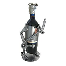 Saxophone Wine Caddy