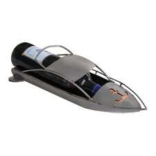 Speedboat Wine Bottle Holder